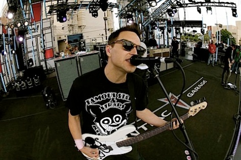 Blinx - Mark Hoppus