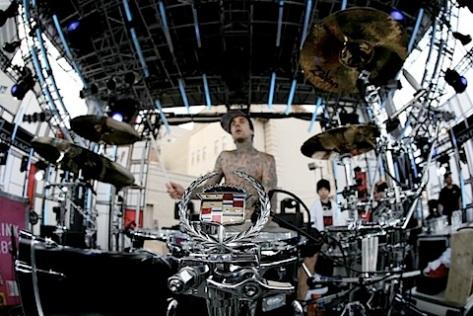 Drummer the Mr. Barker