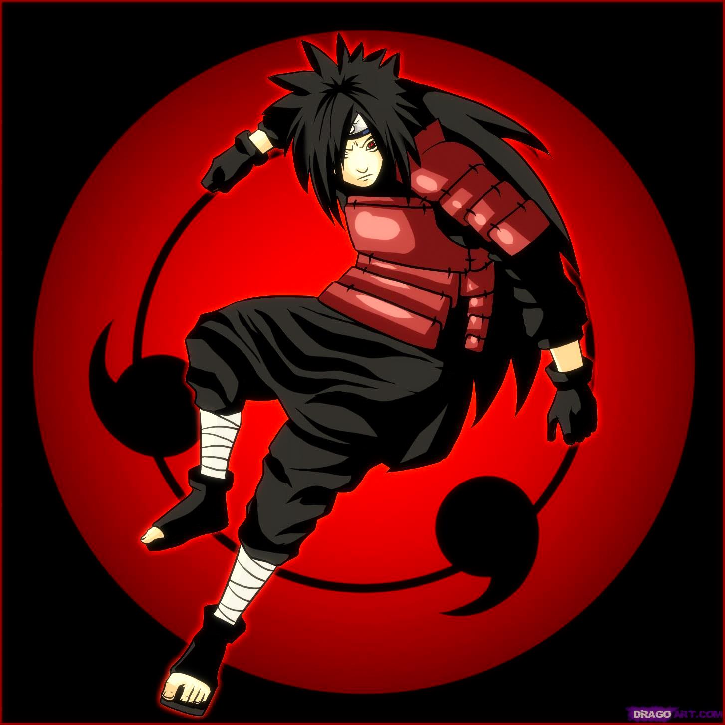 The Uchiha: Uchicha Madara – Info – Wallpapers – Download