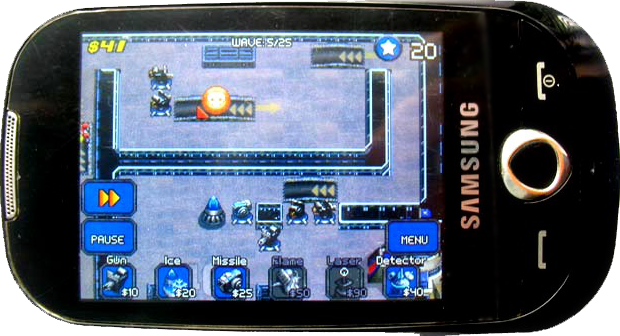 Mega Tower Assault - Full Touch Screen JAVA Game For Samsung GT-3653 Corby - 230x320 - 320x230 - Free Download (3/3)