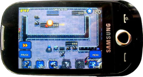 Mega Tower Assault - (230x320) - (320x230) - Full Touch - Samsung GT-S3653 - Corby 2