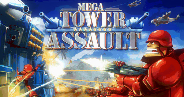 Mega Tower Assault - Full Touch Screen JAVA Game For Samsung GT-3653 Corby - 230x320 - 320x230 - Free Download (1/3)
