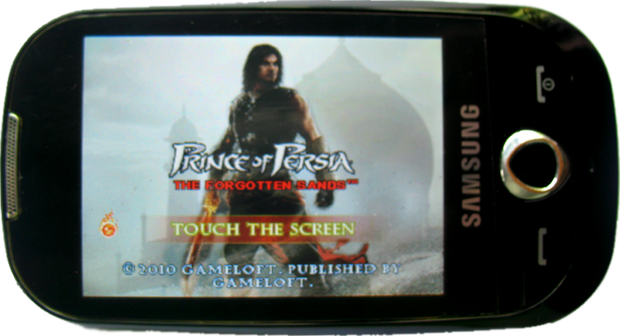 Prince of Persia - The Forgotten Sands - Full Touch Screen - 230×320 - JAVA Game For Samsung GT-3653 Corby – Free Download  (3/4)