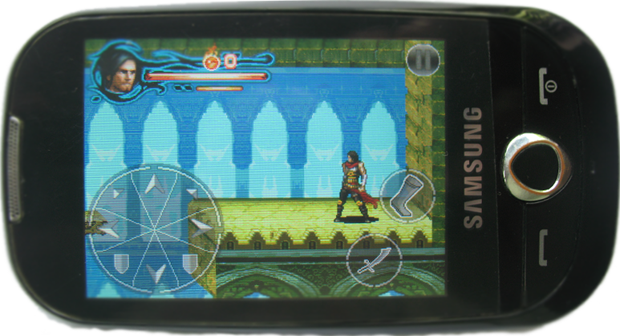 samsung touch screen phone games free download