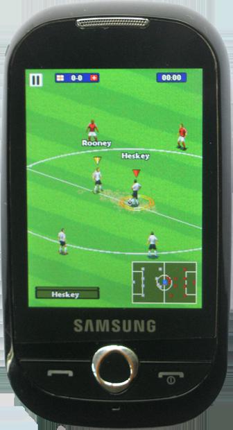 Samsung S3310 Games